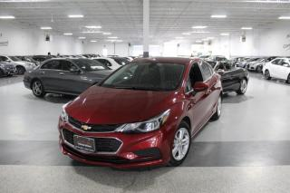 Used 2018 Chevrolet Cruze LT NO ACCIDENTS I REAR CAM I PUSH START I REMOTE STARTER for sale in Mississauga, ON