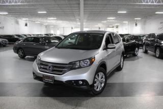 Used 2014 Honda CR-V EX I SUNROOF I REAR CAM I HEATED SEATS I CRUISE I BLUETOOTH for sale in Mississauga, ON