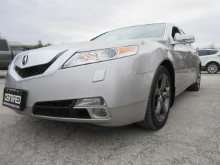 Used 2011 Acura TL SH-AWD TOURING for sale in Newmarket, ON
