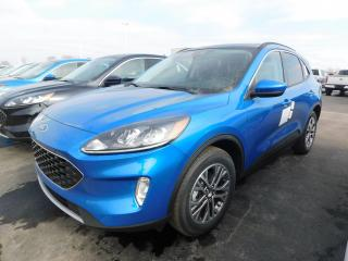 New 2021 Ford Escape SEL for sale in Mount Brydges, ON