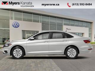 Used 2021 Volkswagen Jetta Comfortline  - Android Auto for sale in Kanata, ON