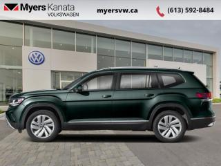 Used 2021 Volkswagen Atlas Execline 3.6 FSI  - R-Line Package for sale in Kanata, ON