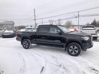 Used 2017 Toyota Tacoma TRD Sport, Super Long Bed V6 4WD, Excellent Condition! for sale in Truro, NS