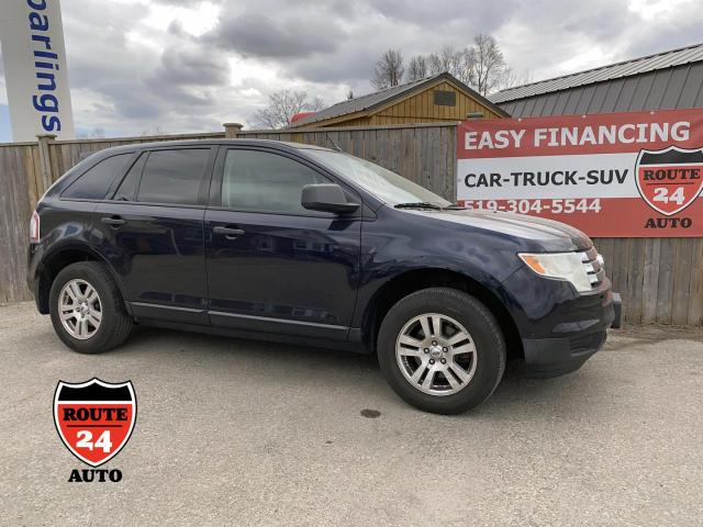 2010 Ford Edge SE FWD V6, clean and tidy SUV for only $7924