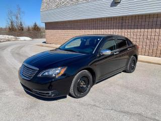 Used 2012 Chrysler 200 Limited | NAVI | SUNROOF | REMOTE START | for sale in Barrie, ON