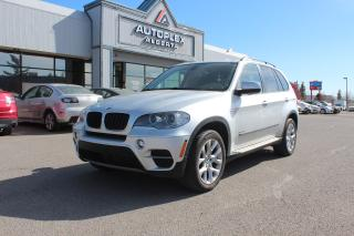Used 2013 BMW X5 xDrive35i for sale in Calgary, AB