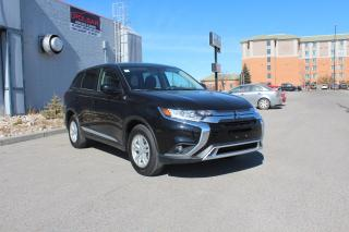 Used 2020 Mitsubishi Outlander ES AWC for sale in Calgary, AB