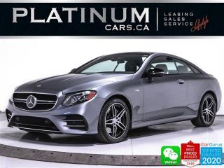 Used 2019 Mercedes-Benz E-Class AMG E53 4MATIC+, DISTRONIC, AMG PKG, APPLE/ANDROID for sale in Toronto, ON