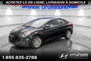 Used 2011 Hyundai Elantra GL + GARANTIE + 61 717 KM + A/C + WOW !! for sale in Drummondville, QC