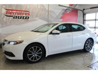 Used 2015 Acura TLX TECH  SH-AWD V6 3.5 for sale in Lévis, QC