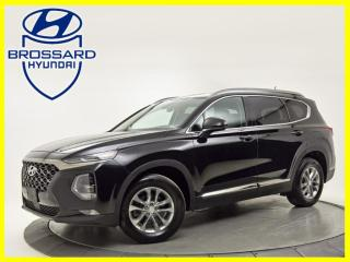 Used 2019 Hyundai Santa Fe CAMERA DE RECUL  APPLE CAR PLAY / ANDROIDE for sale in Brossard, QC