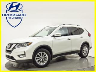 Used 2017 Nissan Rogue Sv 4x4 A/C TOIT PANO BLUETOOTH Cruise Control for sale in Brossard, QC