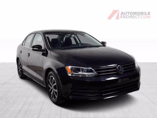 Used 2015 Volkswagen Jetta COMFORTLINE  A/C TOIT  CRUISE MAGS for sale in St-Hubert, QC