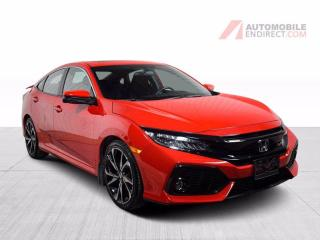 Used 2017 Honda Civic SI A/C MAGS TOIT NAV CAMERA DE RECUL for sale in St-Hubert, QC