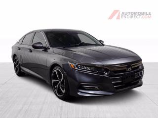 Used 2019 Honda Accord SPORT 2.0T CUIR TOIT for sale in St-Hubert, QC