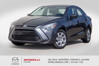 Used 2016 Toyota Yaris Automatique A/C Bluetooth 2016 Toyota Yaris Base for sale in Lachine, QC