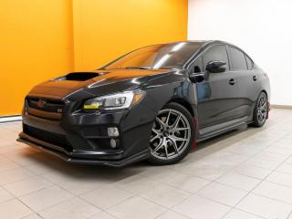 Used 2015 Subaru WRX STI SPORT PKG AWD BODY KIT SIÈGES CHAUFF *TOIT* for sale in St-Jérôme, QC