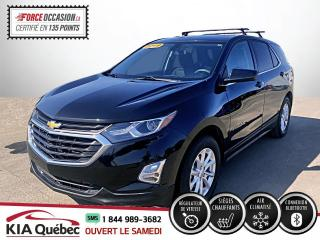 Used 2019 Chevrolet Equinox LT* AWD*  CARPLAY* CAMERA* SIEGES CHAUF for sale in Québec, QC