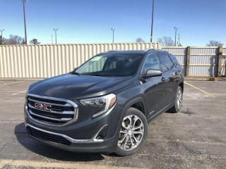 Used 2018 GMC Terrain SLT AWD for sale in Cayuga, ON