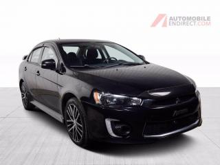 Used 2016 Mitsubishi Lancer GTS TOIT MAGS for sale in St-Hubert, QC