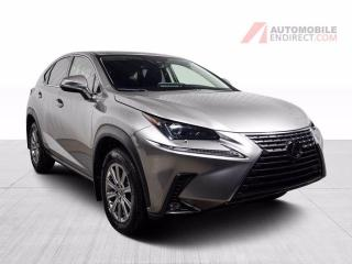Used 2020 Lexus NX NX 300 AWD CUIR MAGS CAMÉRA DE RECUL AIR CLIMATISÉ for sale in St-Hubert, QC