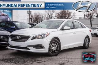Used 2017 Hyundai Sonata 4dr Sdn 2.4L Auto GL* BLUTOOTH, MAGS, GR ELEC for sale in Repentigny, QC