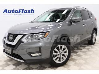 Used 2018 Nissan Rogue *SV-TECH *BLIND-SPOT *CAMERA-360 *GPS *TOIT-PANO for sale in St-Hubert, QC