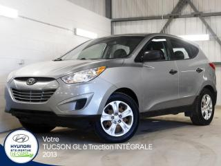 Used 2013 Hyundai Tucson GL à Traction INTÉGRALE for sale in Val-David, QC