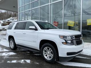 Used 2019 Chevrolet Tahoe LS , 7 PASSAGERS , 4X4 , CAM DE RECUL for sale in Ste-Agathe-des-Monts, QC