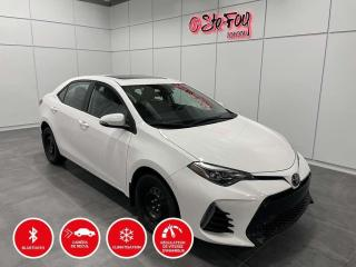 Used 2018 Toyota Corolla SE - TOIT OUVRANT for sale in Québec, QC