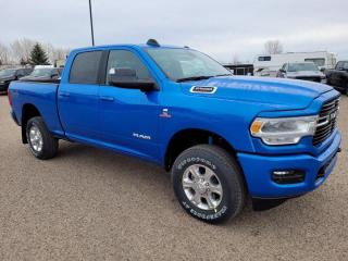 New 2021 RAM 2500 Big Horn for sale in Medicine Hat, AB