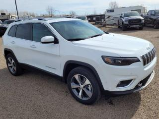 New 2021 Jeep Cherokee Limited for sale in Medicine Hat, AB