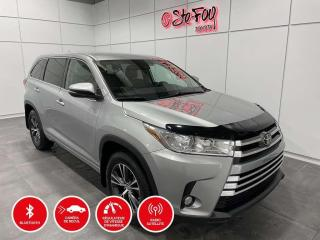 Used 2018 Toyota Highlander LE commodité - AWD - SIÈGES CHAUFFANTS for sale in Québec, QC