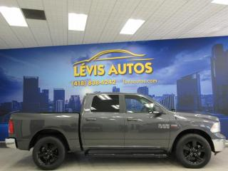 Used 2019 RAM 1500 Classic SLT CREW-CAB V8 5.7L HEMI 8 VITESSES GPS for sale in Lévis, QC