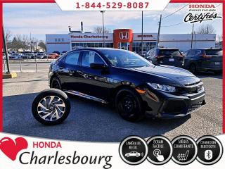 Used 2017 Honda Civic LX **HATCHBACK**AUTOMATIQUE** for sale in Charlesbourg, QC