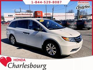 Used 2016 Honda Odyssey SE**UN PROPRIÉTAIRE**AUCUN ACCIDENT** for sale in Charlesbourg, QC