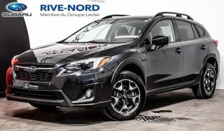 Used 2019 Subaru XV Crosstrek Sport TOIT.OUVRANT+MAGS+SIEGES.CHAUFFANTS for sale in Boisbriand, QC