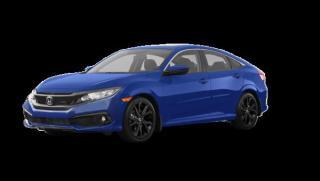 Used 2020 Honda Civic Sport CVT|RABAIS FINAL $3000+| for sale in Montréal, QC