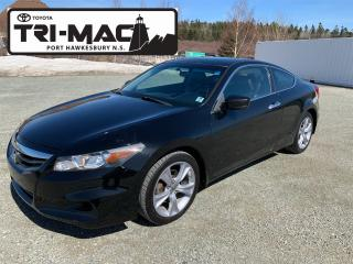 Used 2011 Honda Accord EX-L 6SP, V6,LEATHER for sale in Port Hawkesbury, NS