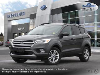 Used 2018 Ford Escape SEL for sale in Ottawa, ON