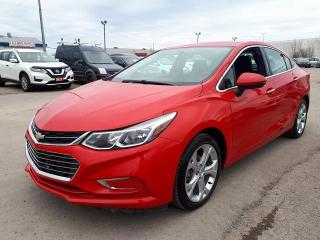 Used 2017 Chevrolet Cruze Premier Low KM for sale in Pickering, ON