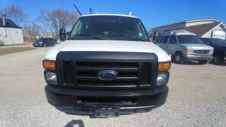 Used 2011 Ford Econoline Cargo Van E-250 Commercial for sale in Windsor, ON