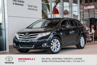 Used 2016 Toyota Venza LE for sale in Lachine, QC