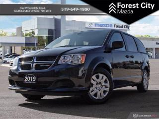 Used 2019 Dodge Grand Caravan CANADA VALUE PACKAGE for sale in London, ON