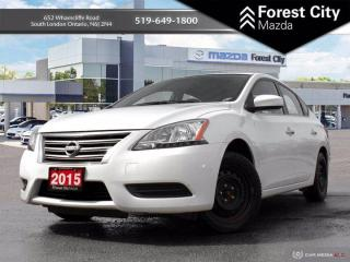 Used 2015 Nissan Sentra 18 for sale in London, ON