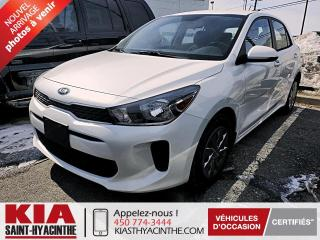 Used 2020 Kia Rio 5 LX+ ** SIÈGES CHAUFFANTS / BLUETOOTH for sale in St-Hyacinthe, QC