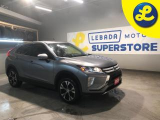 Used 2020 Mitsubishi Eclipse Cross ES S-AWC - Super All Wheel Control * Back Up Camera * 7.0 inch Smartphone Link Display Audio -inc: 4 speakers, Bluetooth 2.0 hands-free cellular phone for sale in Cambridge, ON