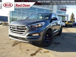 Used 2016 Hyundai Tucson Premium for sale in Red Deer, AB