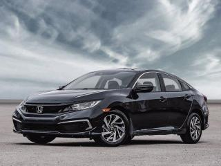 New 2021 Honda Civic Sedan EX for sale in Corner Brook, NL