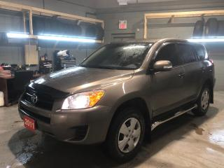 Used 2011 Toyota RAV4 Remote Start * Cruise Control * Phone Connect * AM/FM/CD/Aux * Beige Cloth Seats * Traction Control * Rear Child Door Locks * Child Seat Anchors * All for sale in Cambridge, ON